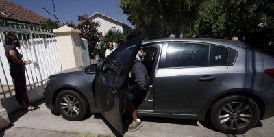 Vecinos alertaron a Carabineros: portonazo frustrado en San Miguel deja un herido