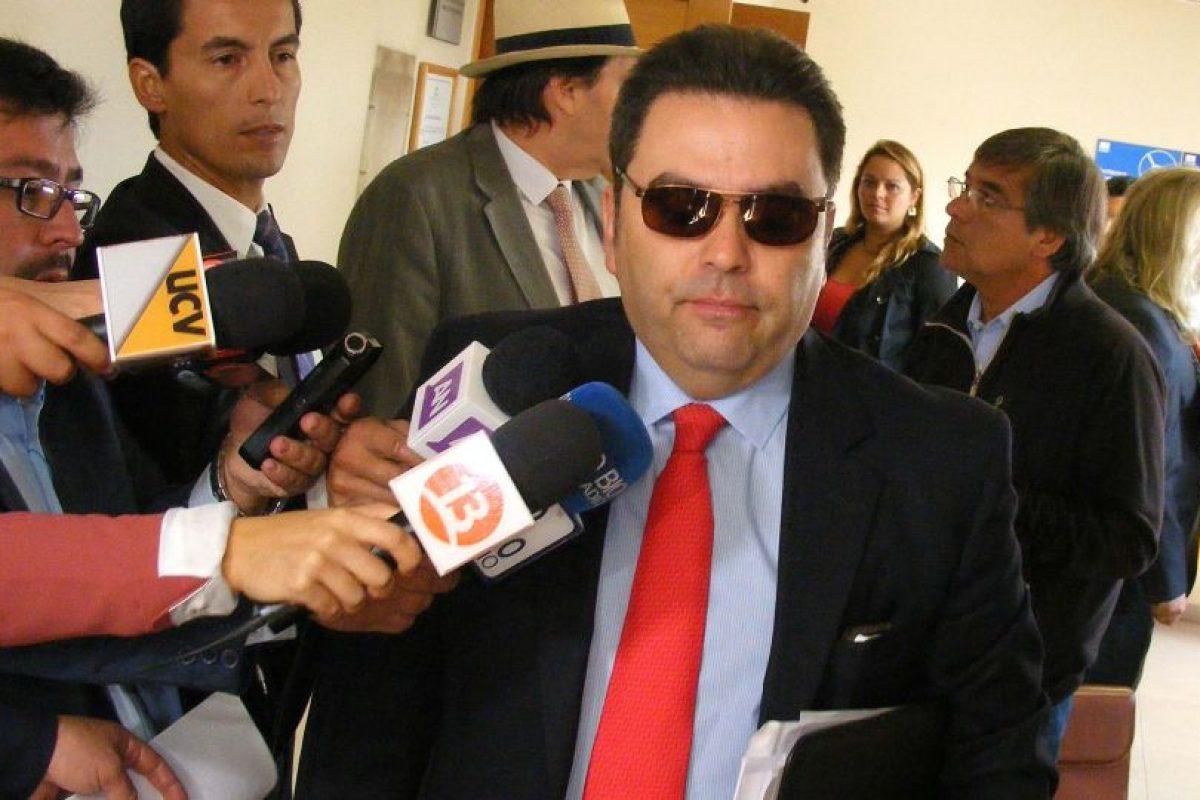 Mauricio Valero, otro de los socios. Foto:Archivo Agencia Uno. Imagen Por: