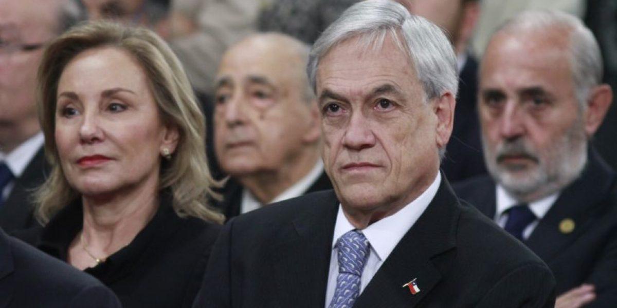 Piñera respalda demanda a Bolivia: