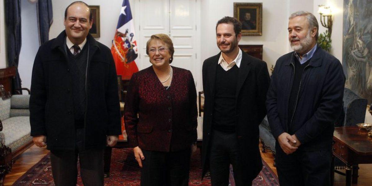 Bachelet y miembros del Consejo de Observadores analizan avances del proceso constituyente