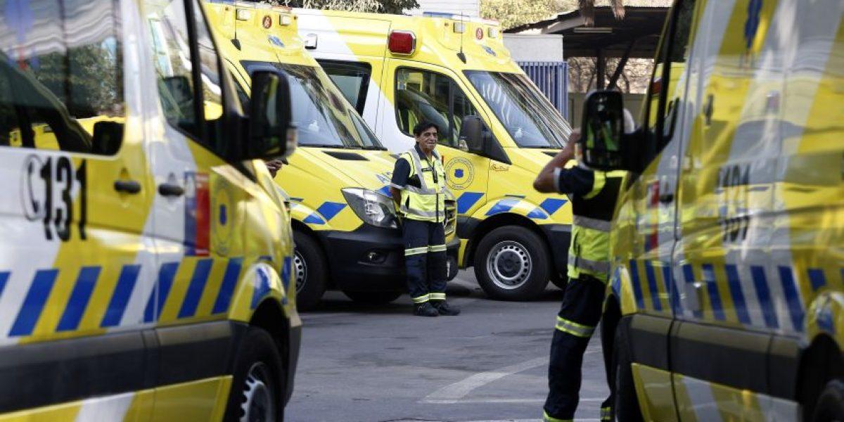 Investigan muerte de hombre en estacionamiento del Hospital Regional de Concepción