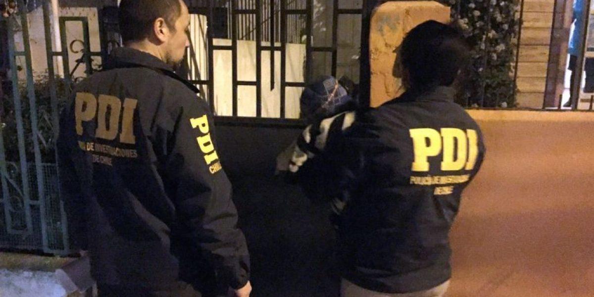 PDI rescató a bebé que vivía hace un año en la calle junto a su madre