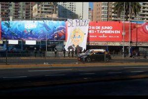 Foto:Reproducción @UNE_Chile. Imagen Por: