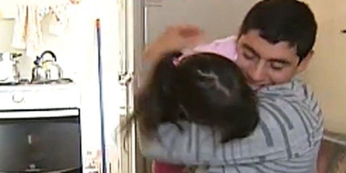 Después de tres años carabinero guardador podrá adoptar a la niña que estaba a su cargo