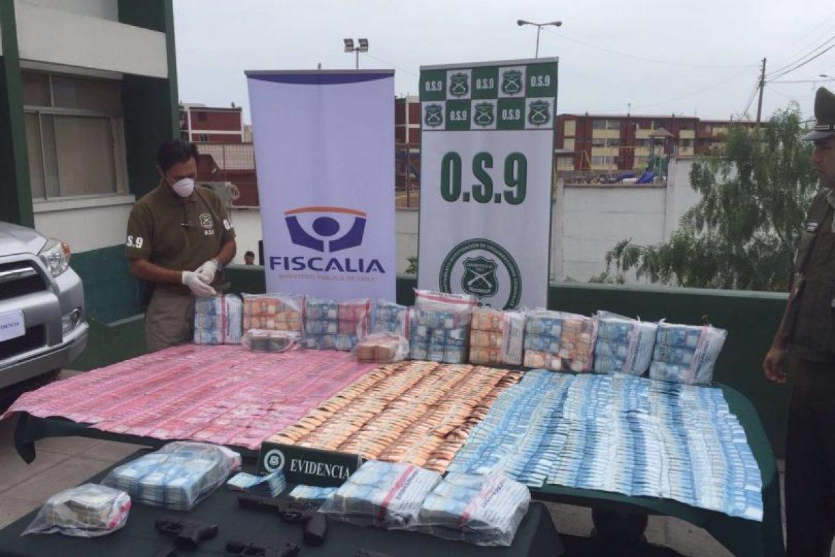 El dinero en efectivo. Foto:Gentileza. Imagen Por: