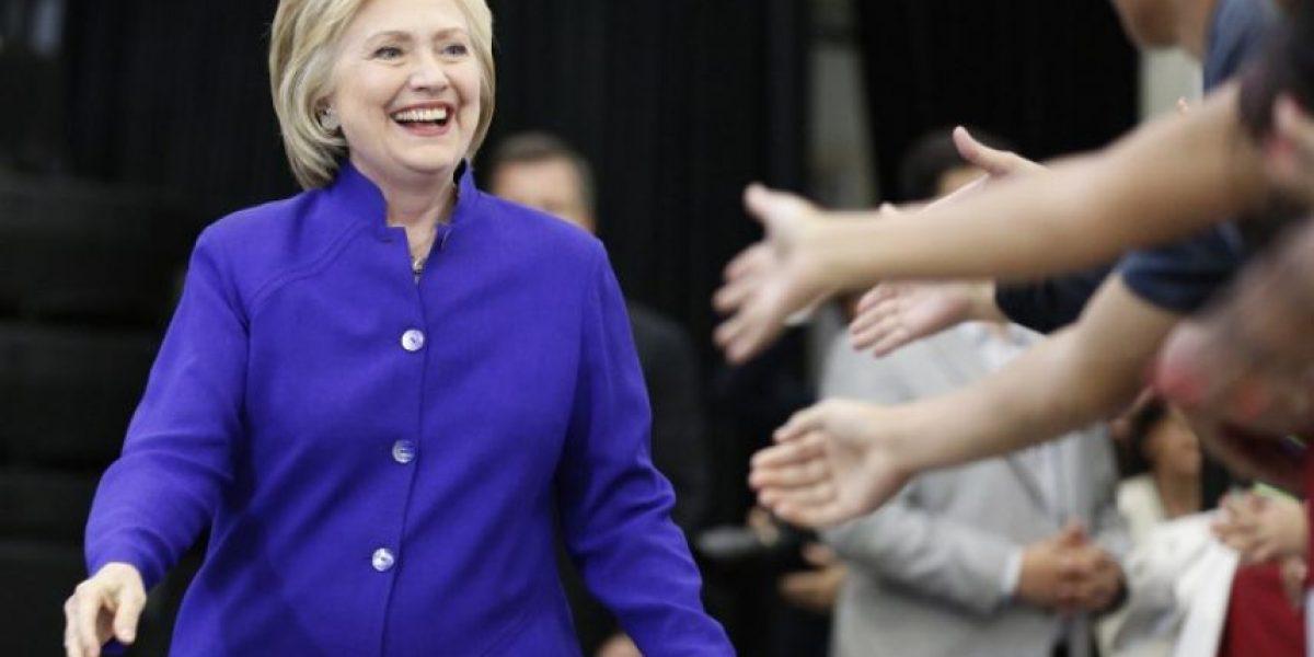 Hillary Clinton ya habría conseguido los delegados para ser la candidata demócrata