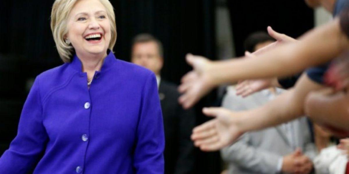 Clinton ya tiene los delegados necesarios para ser la candidata demócrata