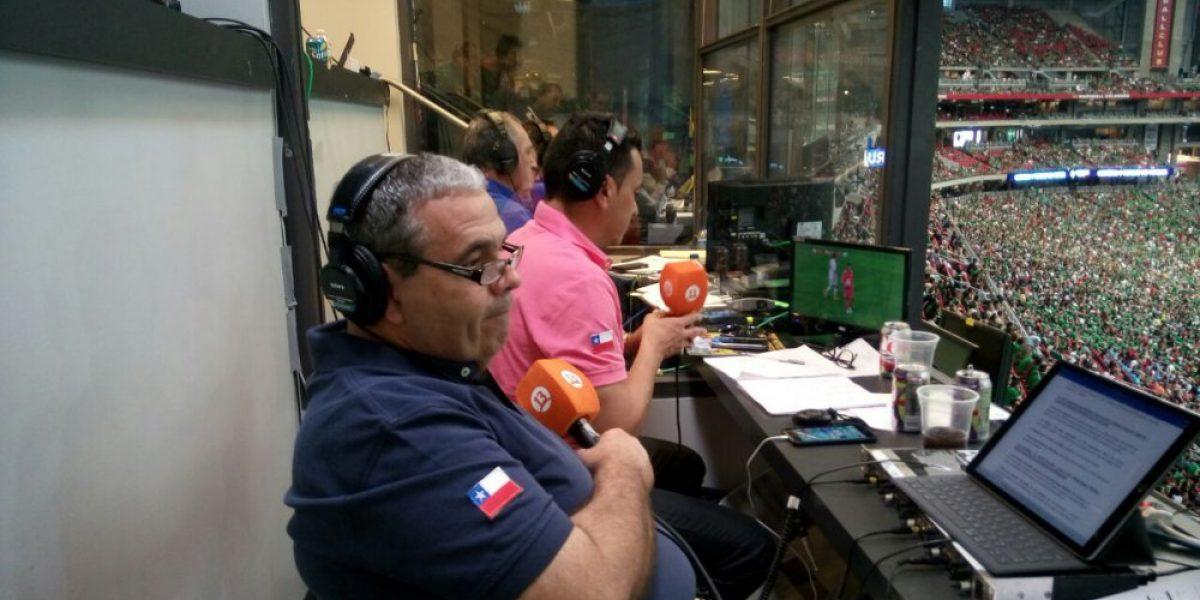 Canal 13 lidera la sintonía diaria gracias a la Copa Centenario