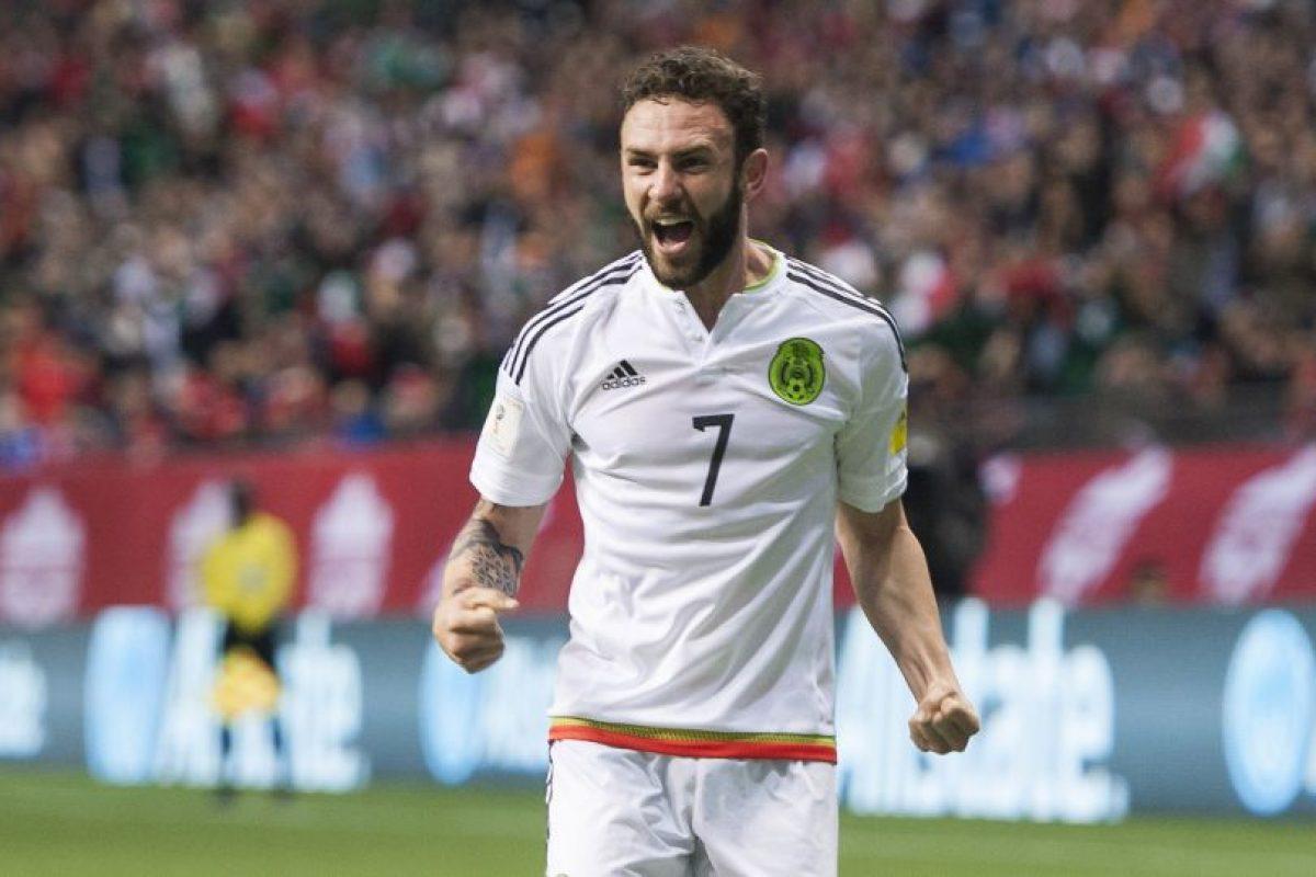 Miguel Layún (México) – 833 mil seguidores Foto:Getty Images. Imagen Por: