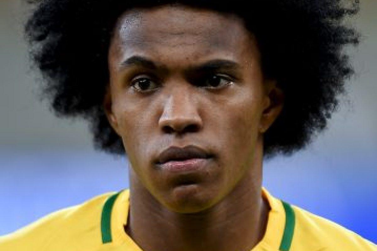 Willian (Brasil) – 3.1 millones de seguidores Foto:Getty Images. Imagen Por: