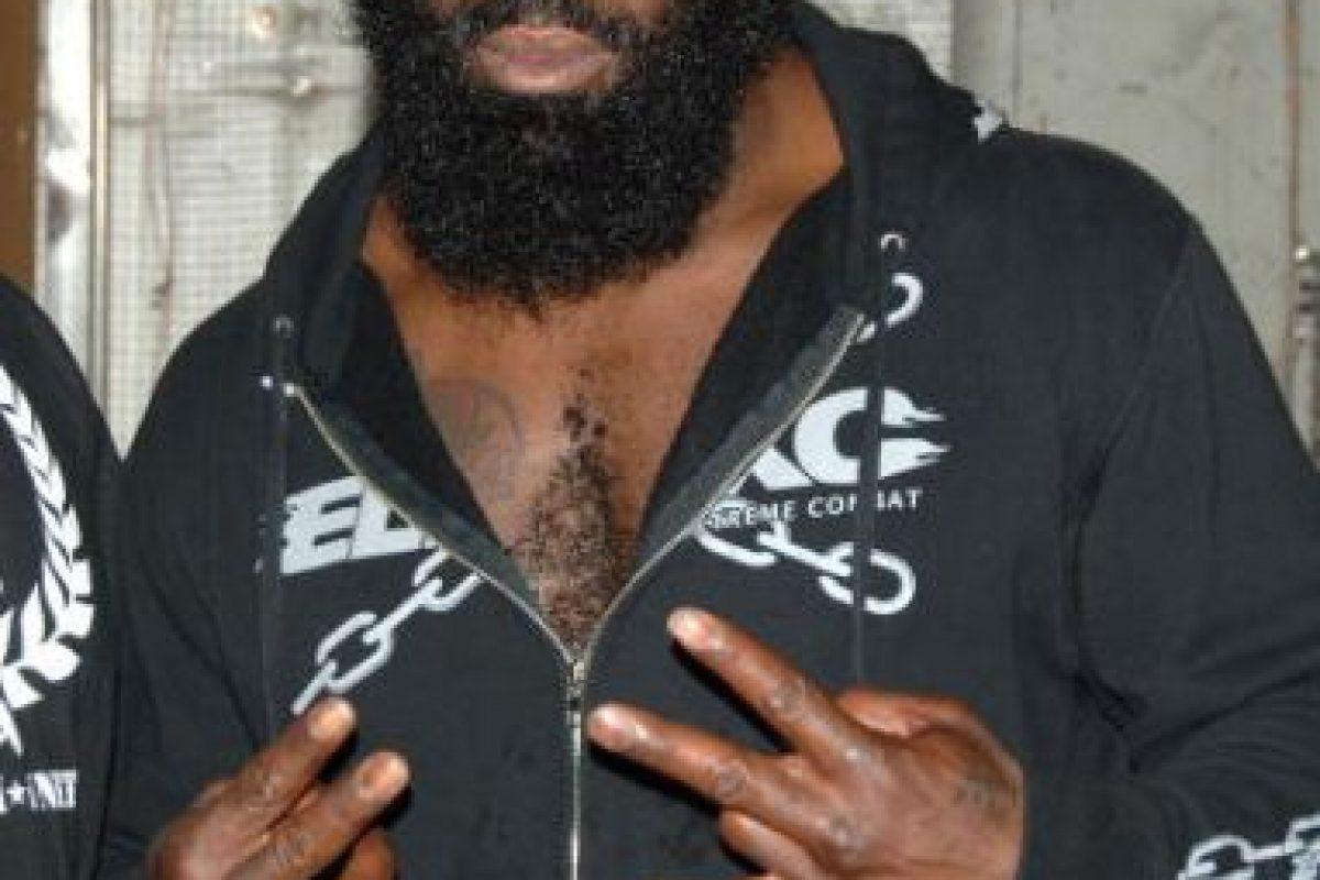 Había sido confirmado para pelear el próximo 16 de julio en Londres, contra James Thompson Foto:Getty Images. Imagen Por: