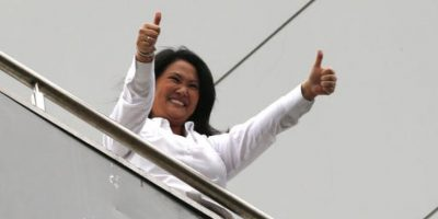 Keiko Fujimori es criticada por polémica foto en Facebook