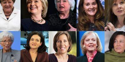 Revista Forbes publica lista de las 100 Mujeres Más Poderosas