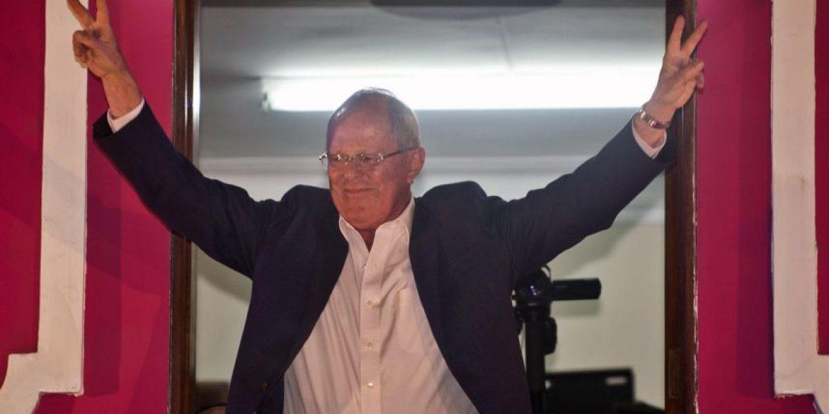 Kuczynski camina lento al triunfo en Perú, pero a Fujimori aún le ayudan las matemáticas