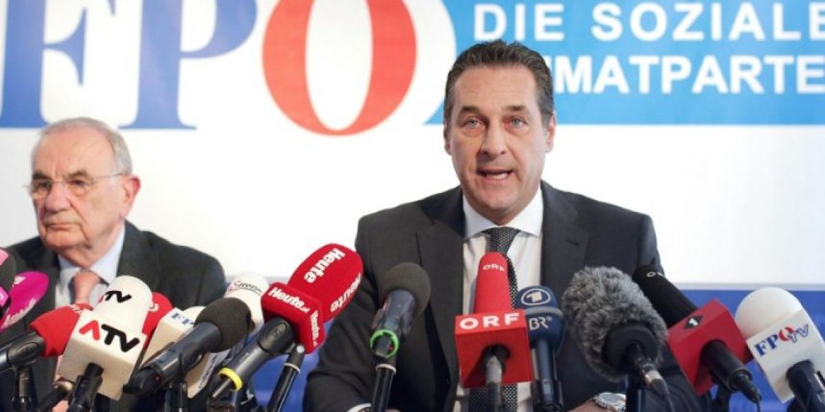 La ultraderecha de Austria quiere anular el resultado de las presidenciales
