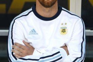 Argentina debutó en la Copa América Centenario ante Chile… Foto:Getty Images. Imagen Por: