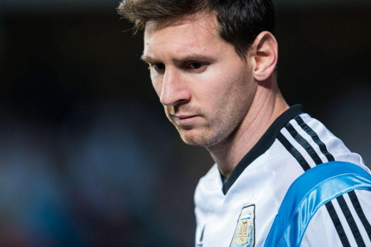 """Lionel Messi fue descartado para disputar este encuentro por Gerardo """"Tata"""" Martino. Foto:Getty Images. Imagen Por:"""