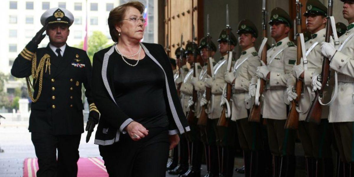 Los otros cambios que ha sufrido el gabinete de Bachelet durante su segundo periodo