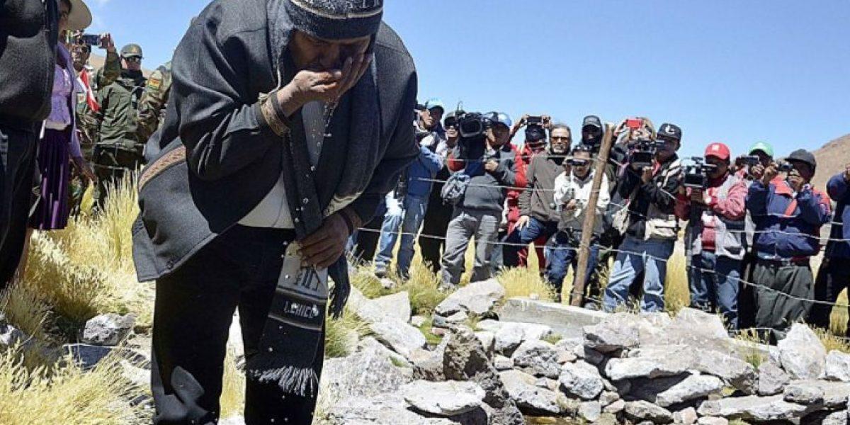 Vicepresidente de Bolivia: Demanda de Chile por el Silala es una