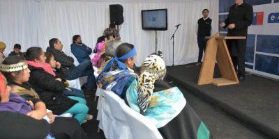 Subsecretario Huichalaf inauguró conectividad digital en El Lingue y Reducción Contreras