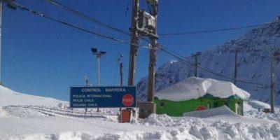 Onemi coordina evacuación de funcionarios aislados en Paso Los Libertadores