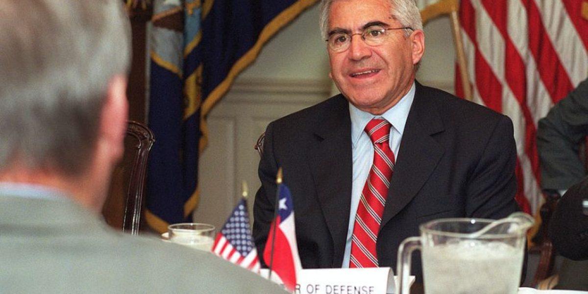 ¿Quién es Mario Fernandez Baeza? el designado reemplazante de Jorge Burgos