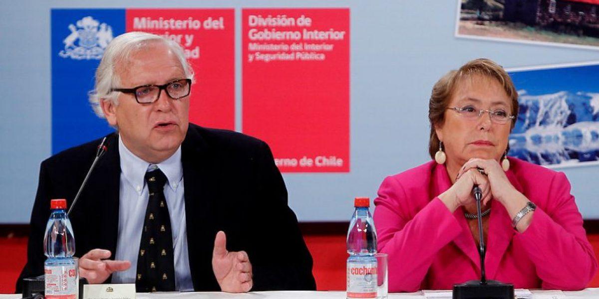 Las polémicas que dejó el paso de Jorge Burgos por La Moneda