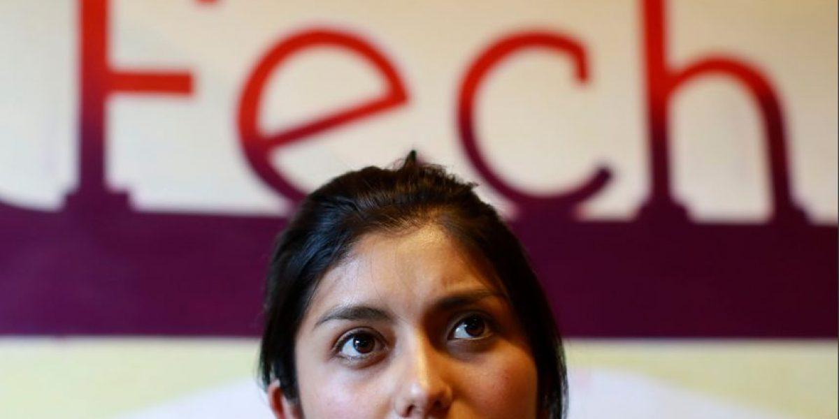 Les da con todo: presidenta Fech califica de opresor a Burgos y de fascista a su sucesor Fernández