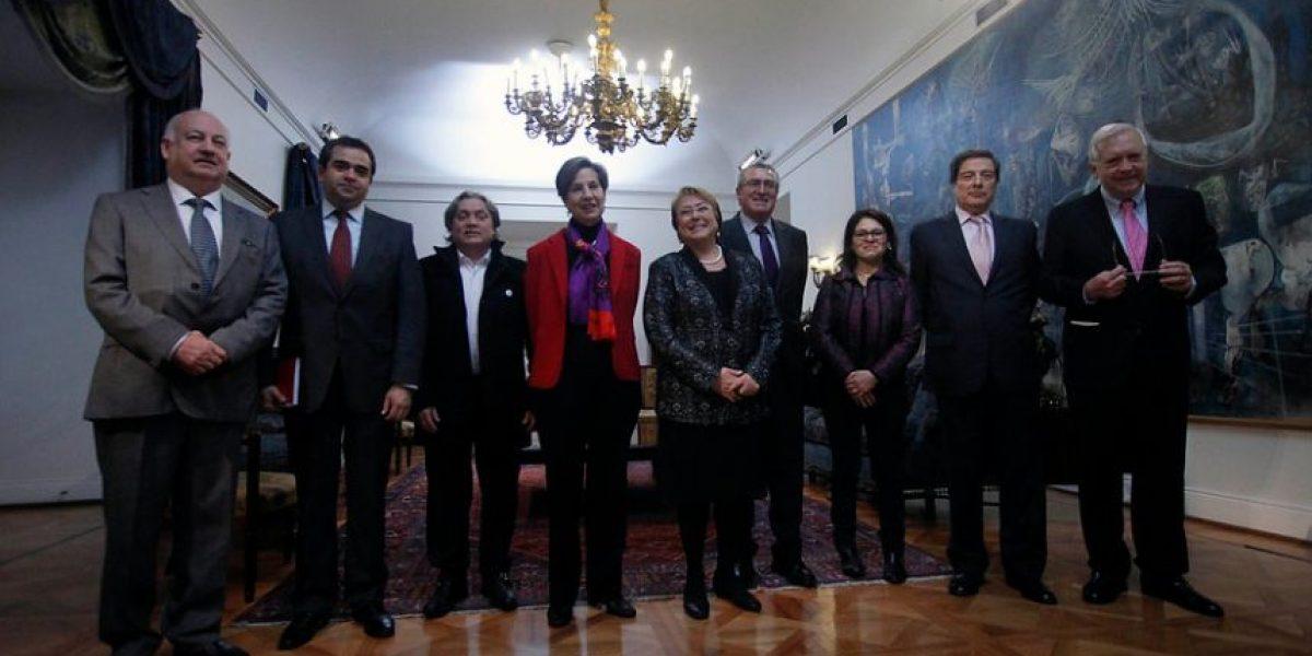 Nueva Mayoría y salida de Burgos:
