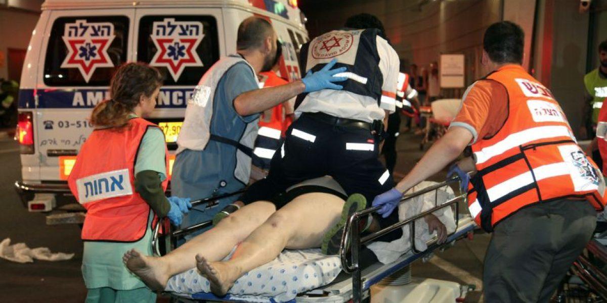 Israel: cuatro muertos y cinco heridos deja ataque armado en Tel Aviv