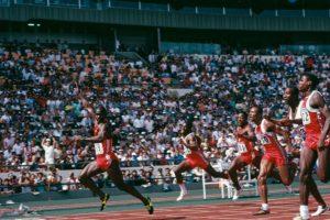 Ben Johnson. Dio positivo en los Juegos Olímpucos de Seúl 1988 Foto:Getty Images. Imagen Por: