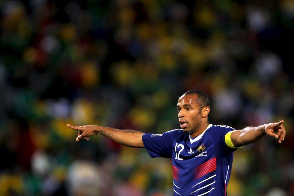 Jugó tres Eurocopa (2000, 2004 y 2008) y se coronó campeón en la primera que marcó, marcando tres goles en cinco partidos y entrando al equipo ideal de aquel campeonato Foto:Getty Images. Imagen Por:
