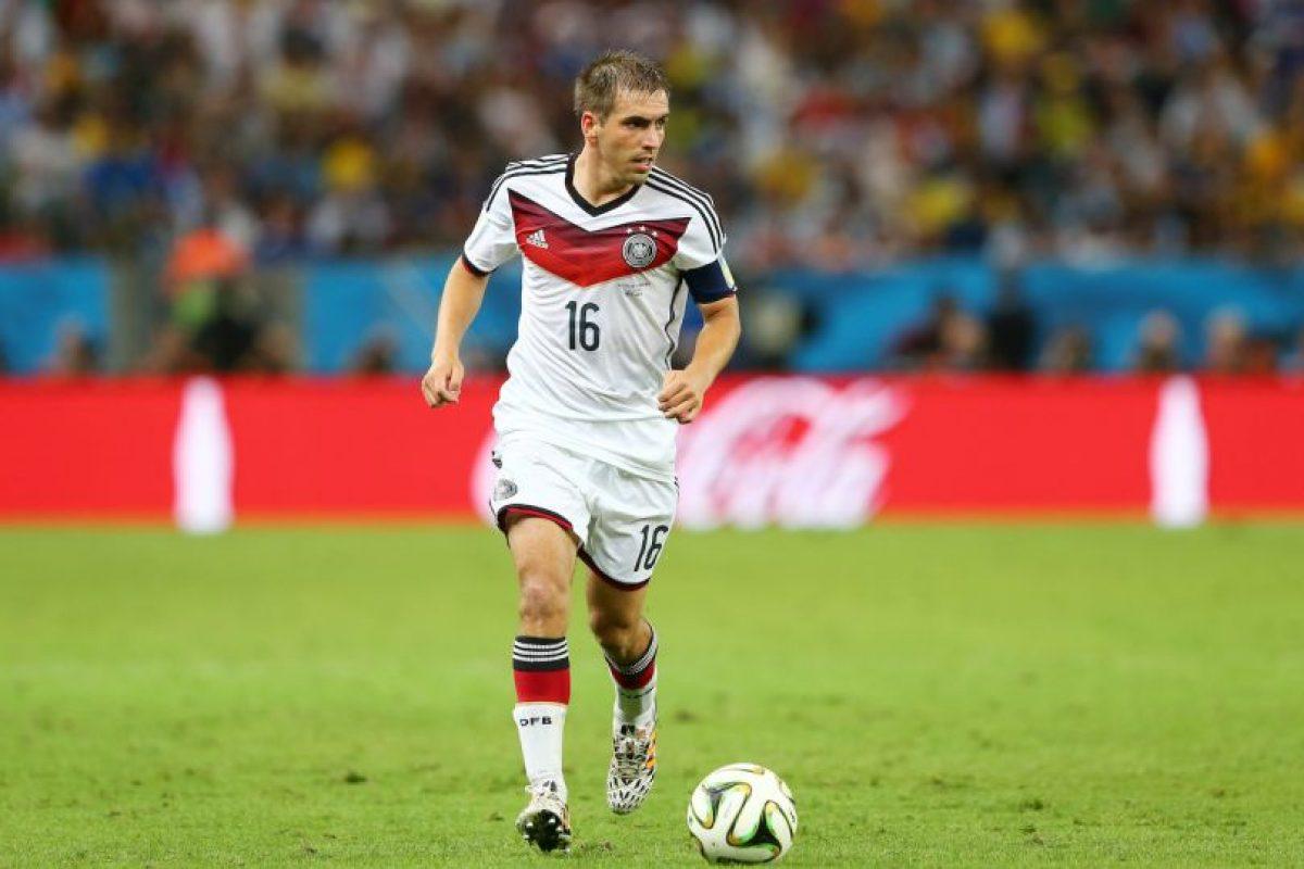El lateral alemán jugó el torneo de 2004, 2008 y 2012, siendo segundo en el torneo disputado en Austria y Suiza Foto:Getty Images. Imagen Por: