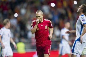 Uno de los grandes gestores del bicampeonato conseguido por España tras las Eurocopa de 2008 y 2012. Ahora va por su tercer título consecutivo en el torneo continental de selecciones del viejo continente Foto:Getty Images. Imagen Por: