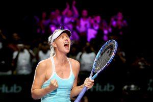 6. La pasión que entregaba en cada torneo Foto:Getty Images. Imagen Por: