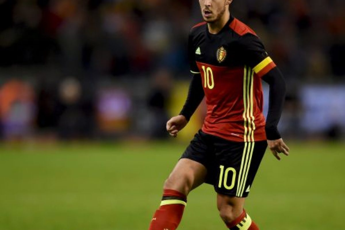 Eden Hazard (Bélgica) – 70 millones de euros Foto:Getty Images. Imagen Por:
