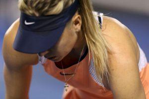 'No puedo aceptar la dura sanción', dijo Sharapova tras conocer la dura sanción de la ITF Foto:Getty Images. Imagen Por: