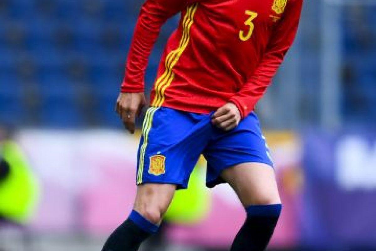 Defensas: Gerard Piqué (España) – 40 millones de euros Foto:Getty Images. Imagen Por: