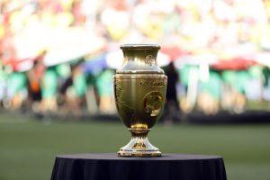 Pese a las especulaciones que hablaban de un torneo fijo en Estados Unidos, tal como la Copa América Centenario, esta idea se descartó Foto:Getty Images. Imagen Por: