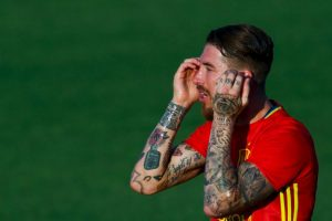 Sergio Ramos (España) – 40 millones de euros Foto:Getty Images. Imagen Por: