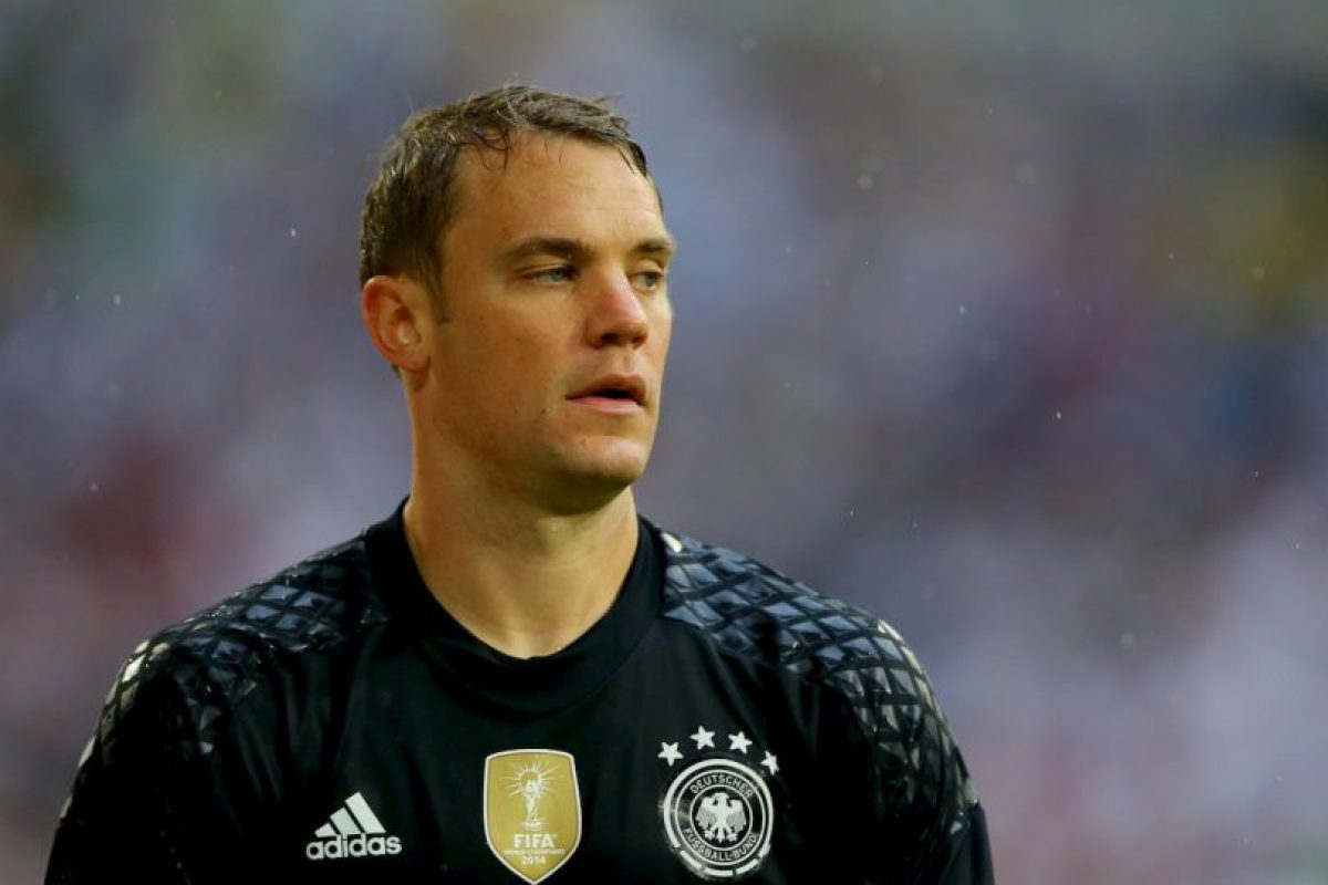Portero: Manuel Neuer (Alemania) – 45 millones de euros Foto:Getty Images. Imagen Por: