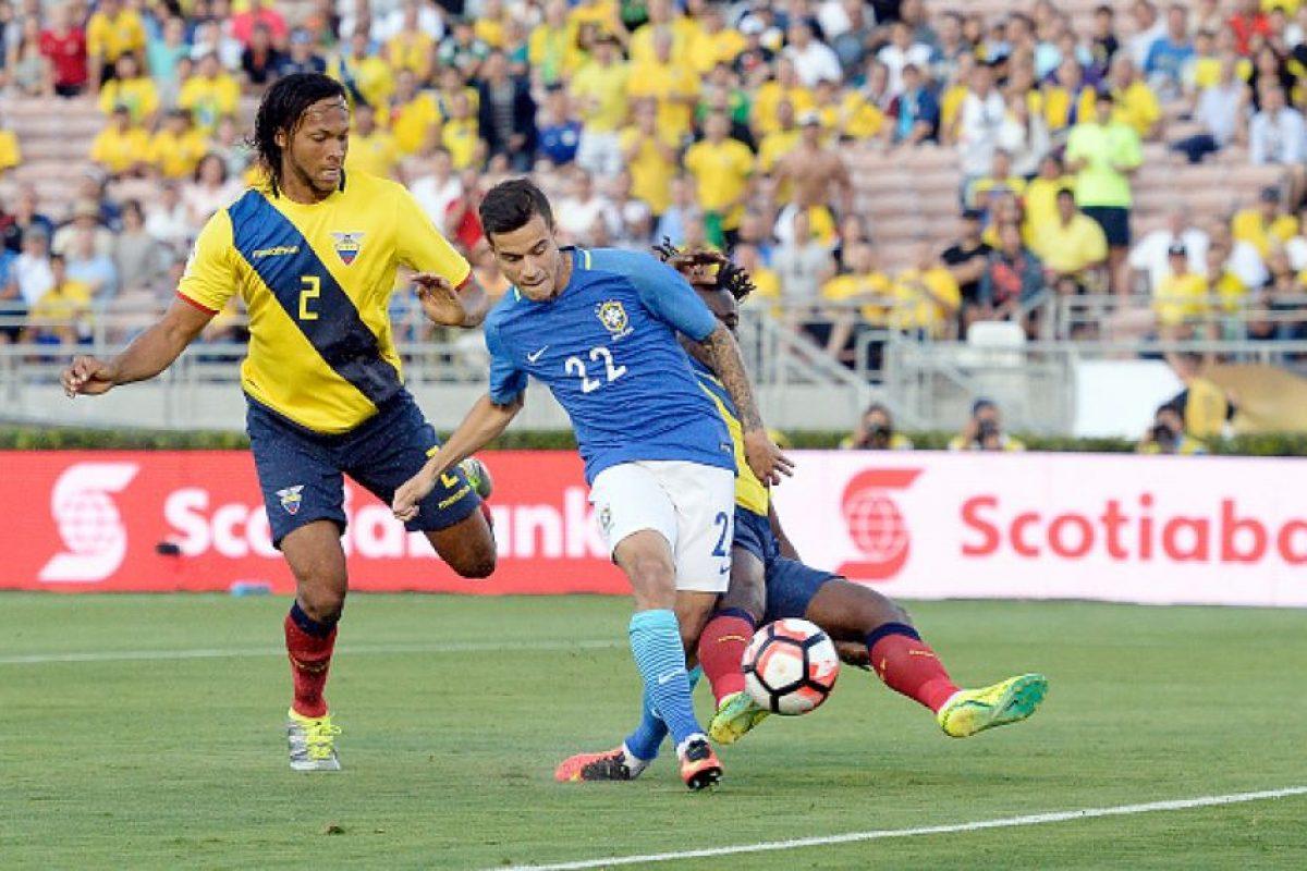 Los brasileños querrán mejorar la imagen que dejaron en su debut tras el empate sin goles con Ecuador Foto:Getty Images. Imagen Por: