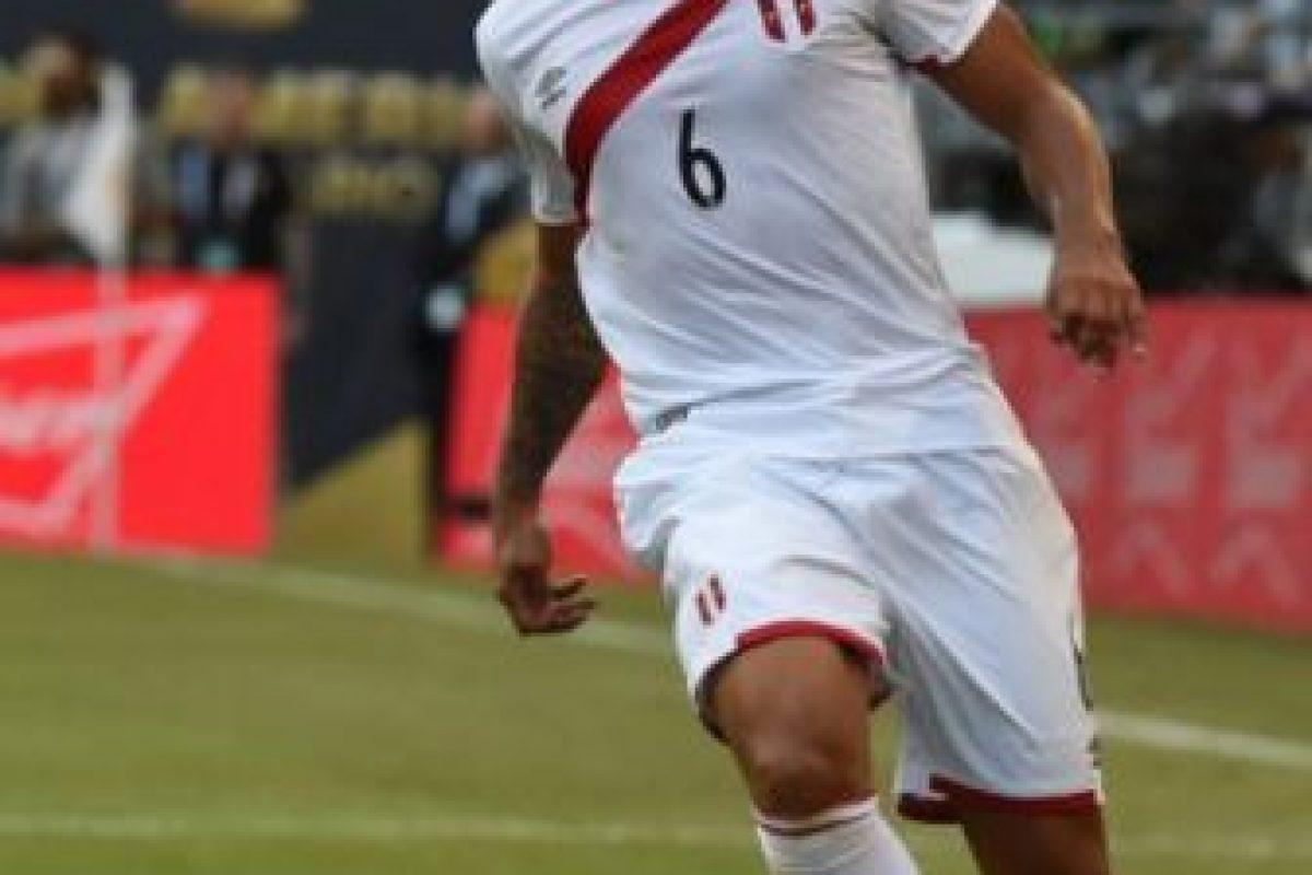 Los peruanos vienen de ganar en el debut ante Haití Foto:AFP. Imagen Por: