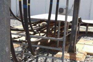Este es el pequeño que causó el gran apagón Foto:facebook.com/KenGenKenya. Imagen Por: