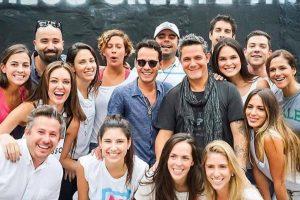 """""""Comparte Por Una Vida"""" es una fundación que busca combatir la escasez de alimentos y medicinas en Venezuela. Foto:comparteporunavida.com. Imagen Por:"""
