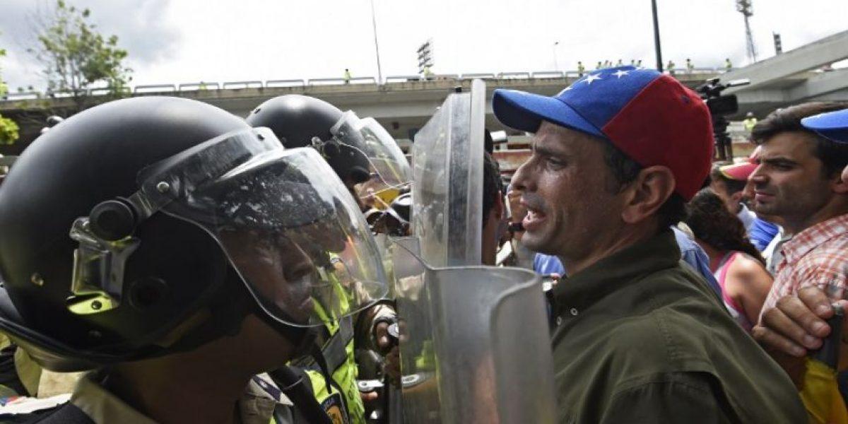 Capriles rechaza propuestas de Maduro para diálogo en Venezuela