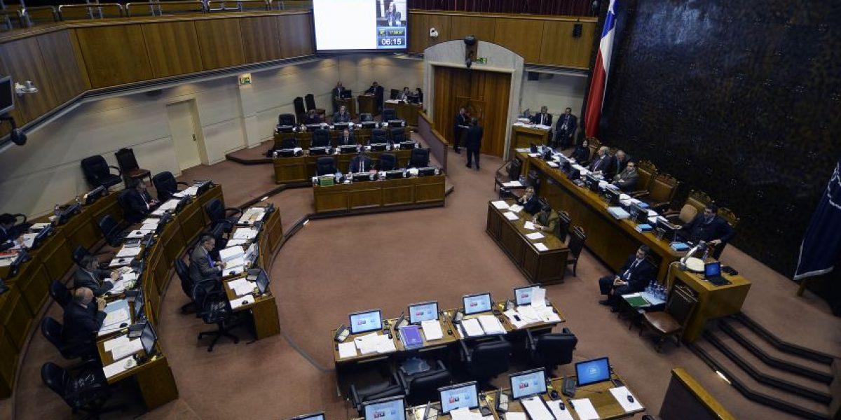 Senado aprobó bonificación para el retiro de asistentes de la educación