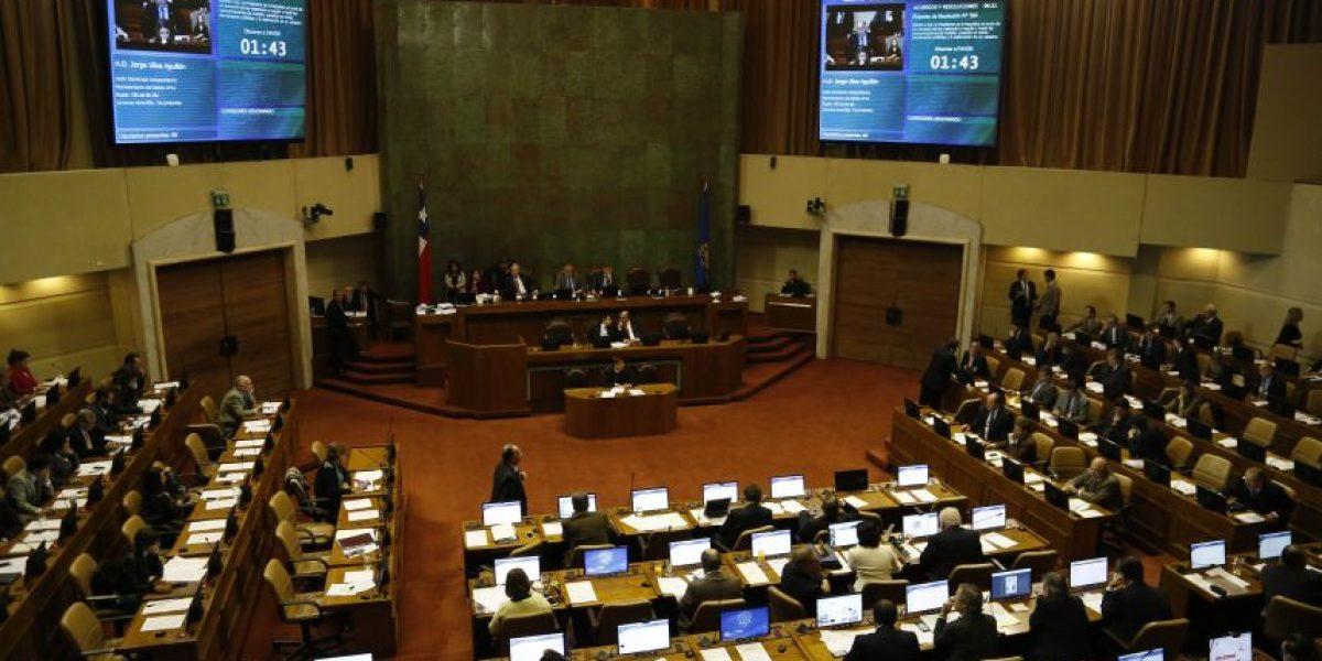 Cámara aprueba comisión investigadora por decretos Auge