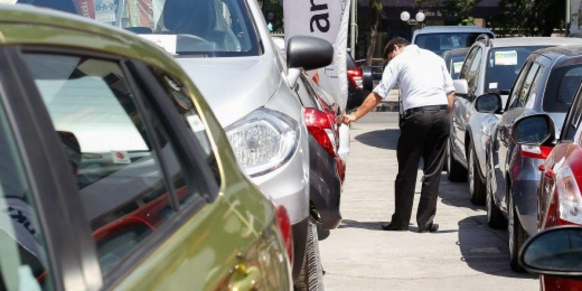 Mayo marca segundo mejor mes en la venta de autos