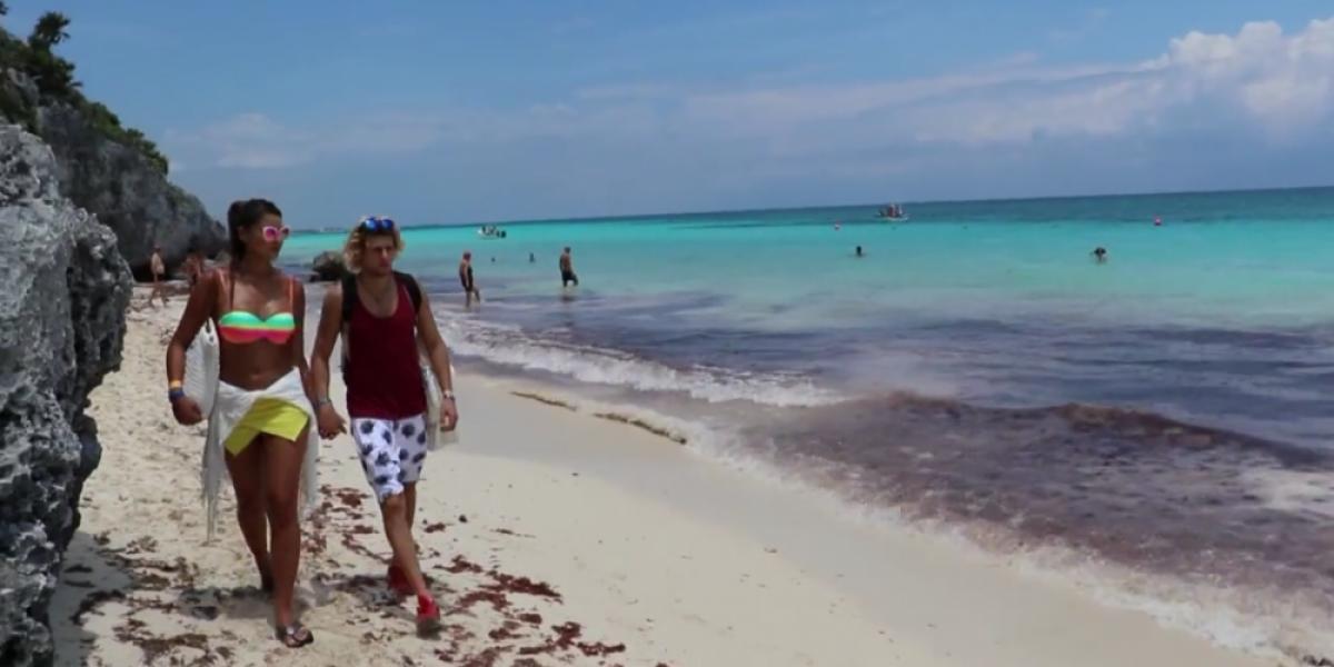 Fotos: Así disfrutaron Camila y Joaquín de su viaje a México